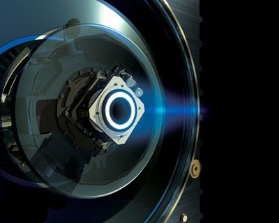 Ионный двигатель SMART-1 в
